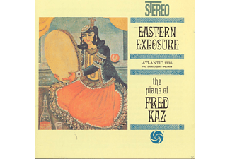 Fred Kaz - Eastern Exposure - (CD)