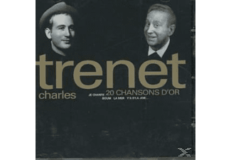 Charles Trenet - 20 Chansons D'or [CD]