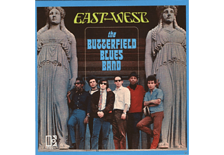 The Butterfield Blues Band - East West - (CD)