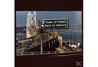 Tower of Power - Back To Oakland - (CD)