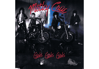 Mötley Crüe - Girls, Girls, Girls - (CD)