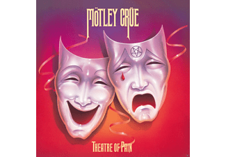 Mötley Crüe - Theatre Of Pain - (CD)