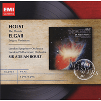 London Symphony Orchestra - The Planets / Enigma Variations [CD]