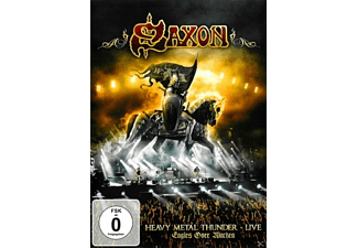 Saxon - Heavy Metal Thunder - Live - Eagles Over Wacken [DVD]