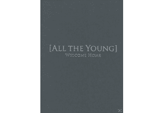 All The Young - Welcome Home - (CD)