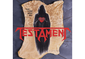 Testament - The Very Best Of... - (CD)
