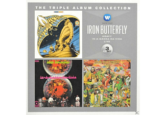 Iron Butterfly - The Triple Album Collection - (CD)