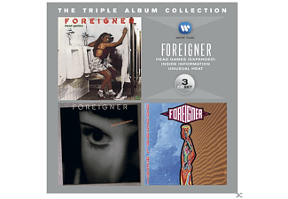 Foreigner - The Triple Album Collection - (CD)