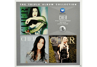 Cher - The Triple Album Collection - (CD)