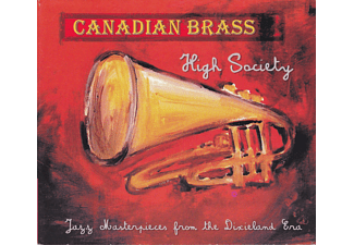 The Canadian Brass - High Society - (CD)