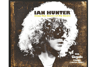 Ian Hunter - From The Knees Of My Heart - (CD)