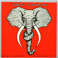 Jon Lord - Before I Forget (Re-Issue) [CD]
