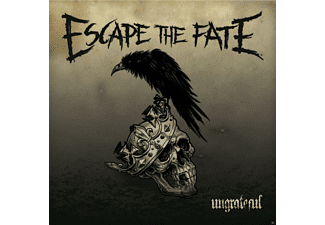 Escape The Fate - Ungrateful [CD + DVD]