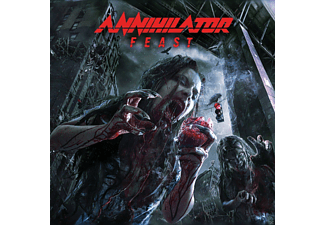 Annihilator - Feast [CD]