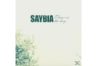 Saybia - These Are The Days [CD]
