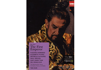VARIOUS, Metropolitan Opera Orchestra - The First Emperor - (DVD)