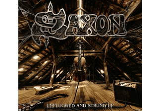 Saxon - Unplugged And Strung Up - (CD)