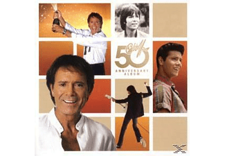 Cliff Richard - The 50th Anniversary Album [CD]