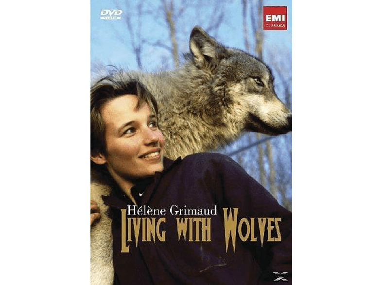 - Helene Grimaud - Living with Wolves [DVD]
