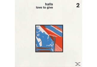 Halls - Love To Give - (Vinyl)