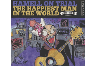 Hamell On Trial - The Happiest Man In The World - (CD)