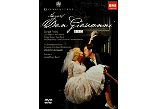 Orchestra Of The Age Of Enlightenment, VARIOUS, Glyndebourne Chorus - Mozart: Don Giovanni - (DVD)