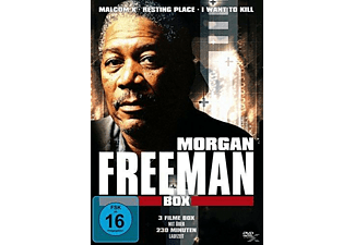 Morgan Freeman Box - (DVD)