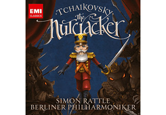 Sir Simon Rattle, Berliner Philharmoniker - Der Nussknacker-Highlights - (CD)