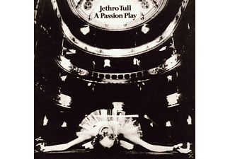 Jethro Tull - A Passion Play-Remastered - (CD EXTRA/Enhanced)