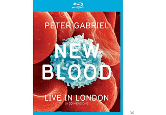 Peter Gabriel - New Blood: Live In London (Bluray) - (Blu-ray)