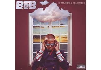 B.o.B - Strange Clouds - (CD)