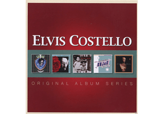 Elvis Costello - ORIGINAL ALBUM SERIES - (CD)