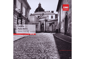Nelson Goerner - Piano Works - (CD)