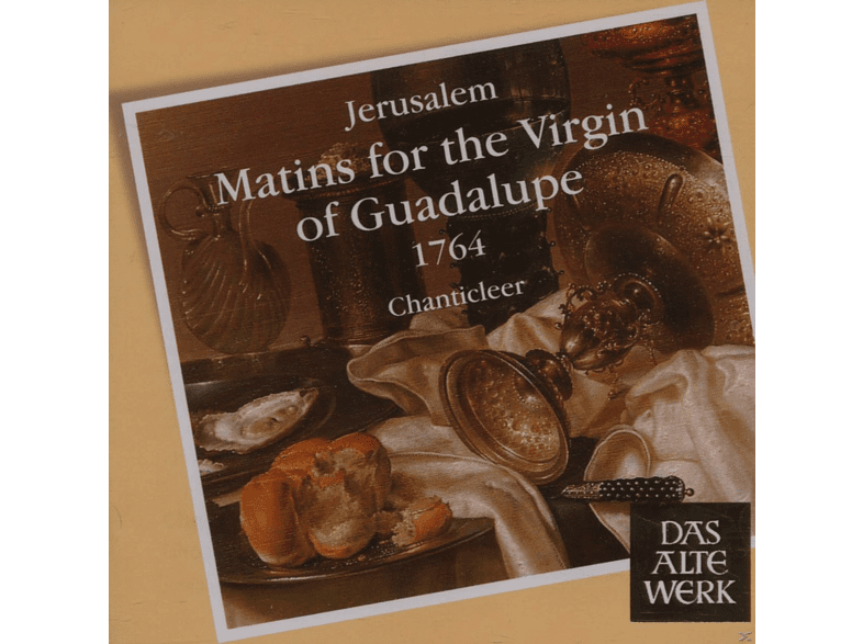 Chanticleer - Matins For The Virgin Of Guadalupe [CD]