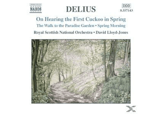 VARIOUS, David/rsno Lloyd-jones - On Hearing The First Cuckoo - (CD)