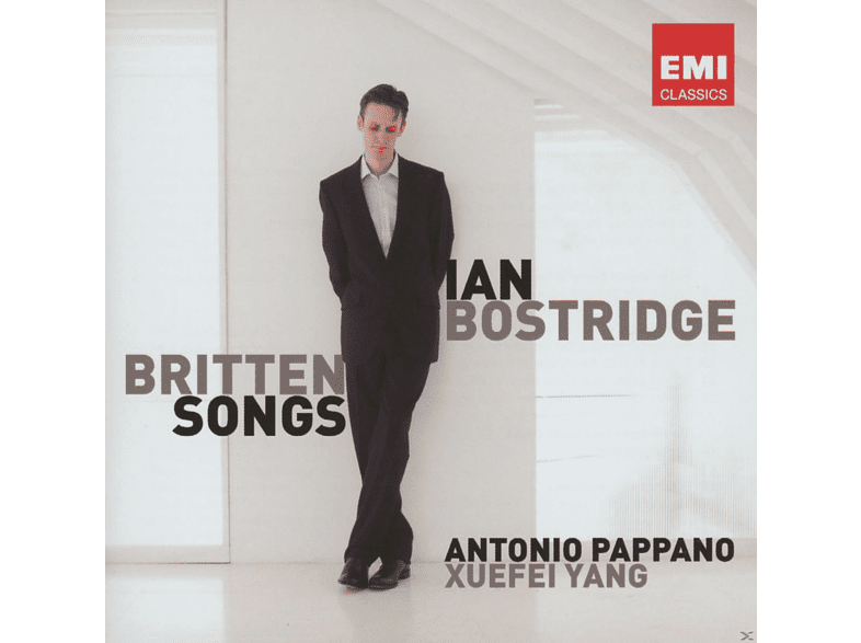 Xuefei Yang, Ian Bostridge, Pappano Sir Antonio - Songs [CD]