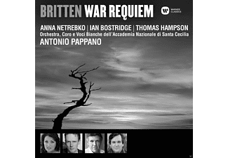 Anna Netrebko, Ian Bostridge - War Requiem - (CD)