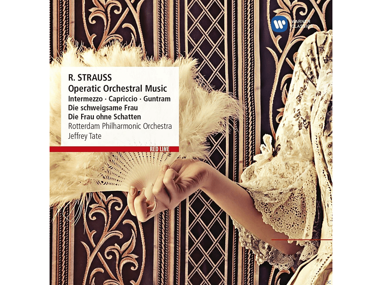 Rotterdam Philharmonic Orchestra - Operatic Orchestral Music [CD]