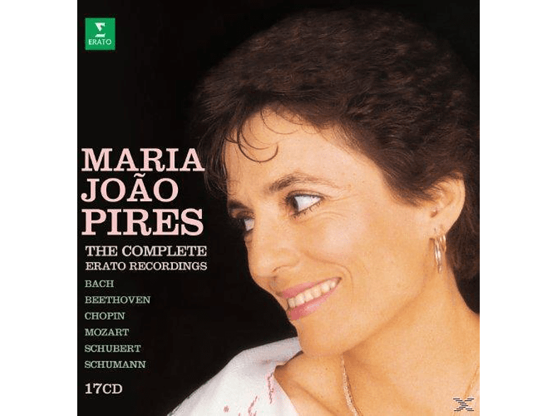 Maria Joao Pires, Various Orchestras - Maria João Pires - The Complete Erato Recording [CD]