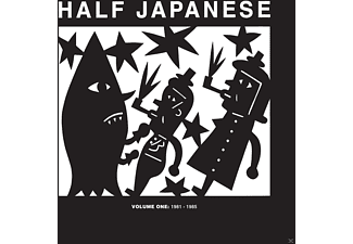 Half Japanese - Volume One: 1981-1985 - (CD)