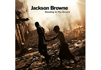 Jackson Browne - Standing In The Breach - (CD)