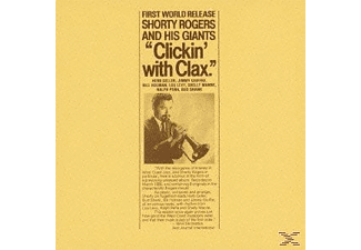 Shorty Rogers & His Giants - Clickin' With Clax - (CD)