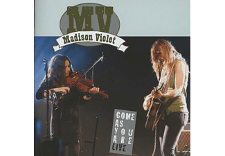 Madison Violet - Come As You Are - (CD)
