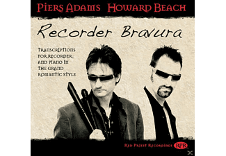 Howard Beach, Piers Adams - Recorder Bravura - (CD)