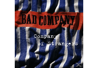 Bad Company - Company Of Strangers - (CD)