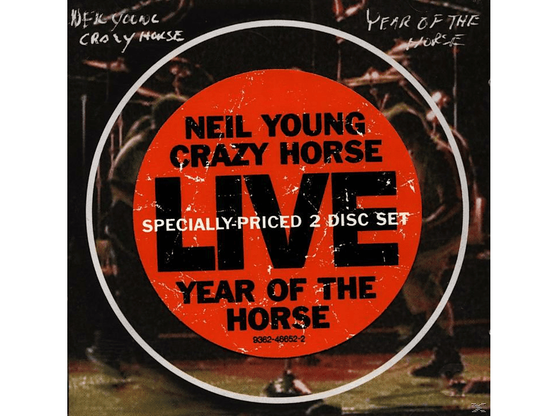 Neil Young, Crazy Horse - Year Of The Horse [CD]