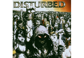 Disturbed - Ten Thousand Fists - (CD + DVD)