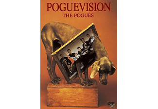 The Pogues - POGUE VISION - (DVD)