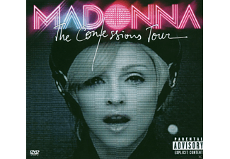 Madonna - The Confessions Tour - (DVD + CD)