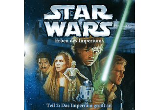Star Wars: Erben Des Imperiums 02: Das Imperium greift an - 1 CD - Science Fiction/Fantasy